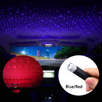 Car and Home Ceiling Projector Star LightB Night Romantic Atmosphere Light