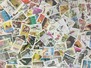 Oman Collection Of 150 Different Used Stamps