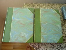 Switzerland by William Beattie. 1st edition in 3/4 leather 1st ed 2 volumes