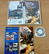 Monster Hunter Freedom for Sony Playstation Portable PSP UK PAL Region 2