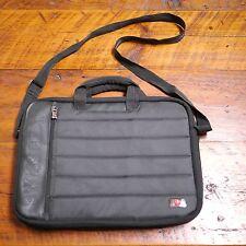 """WENGER SWISSGEAR Multi Pocket Padded Laptop Shoulder Travel Messenger Bag 17"""""""