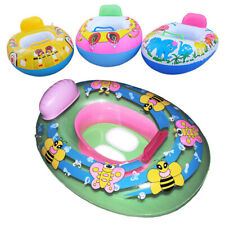 Baby Swim Ring Inflatable Toddler Float Kid Child Swimming Pool Water Seat Toy