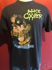 Official Alice Cooper Schools Out Dagger T-Shirt Trash Brutal Planet Constrictor
