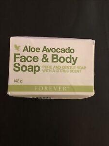 FOREVER ALOE AVOCADO FACE & BODY SOAP - NEW!