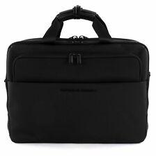 PORSCHE DESIGN Roadster 4.0 Briefbag XLHZ Laptoptasche Tasche Black Schwarz