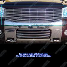 Fits 2004-2007 Nissan Armada /2004-2015 Nissan Titan Main Upper Billet Grille