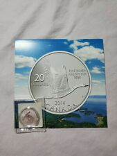 2014 Canada Goose $20 FOR 20 99.99% Silver Royal Canadian Mint Coin