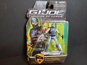 GI Joe Rise Of Cobra ROC Kamakura Ninja Apprentice NIB