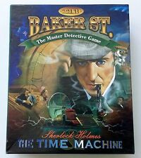"UNIVERSITY GAMES ""221 BAKER STREET SHERLOCK HOLMES""  BOARD GAME 1996 RARE"