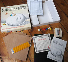 Can You Survive Your Mid-life Crisis Board Game 82 Game Works Complete Free Post