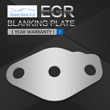 Great Wall X200 EGR Blanking Plate 2.0L 4cyl TD 2011-ON with hole