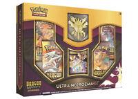 Dragon Majesty Ultra Necrozma GX Figure Collection Box 4 Booster Packs