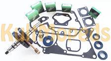 Lager Dichtungen Simmerringe Motor Kurbelwelle pasf Simson S51 SR50 Schwalbe S53
