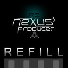 Reason Refills ReNexus 3 Future Trap Lead Refill modeled after the Nexus 2
