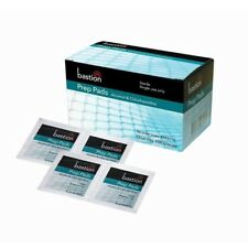 Bastion Prep Pads Alcohol and Chlorhexidine Swabs Skin Wipes