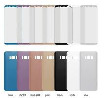 Panzer Folie 3D für Samsung Galaxy S8 Plus Front + Back Display Schutz Folie