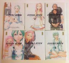 EUREKA SEVEN tomes1 à 6 Kataoka manga shonen français SERIE COMPLETE Epuisé