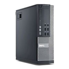 Dell Optiplex 9020 SFF Intel Core i5 4th Gen 6 GB RAM 500GB HDD DVDRW WIFI Win 7