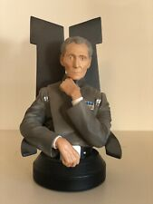 Gentle Giant Star Wars Grand Moff Tarkin With Box And Coa - Excellent Condition