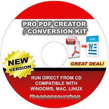 Professional PDF Creator Kit - Convert Word Documents to PDFs Easily