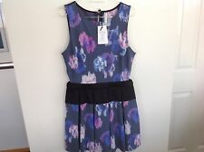 Bettina Liano Dress.  Size 12 New With Tags $119 Beautiful design
