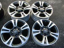"2005-2018 Toyota Tacoma 17"" Aluminum Wheel Rims Set of 4 OEM Hollander # 75193"
