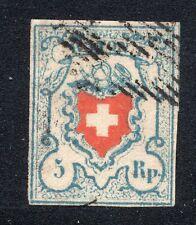 Switzerland #10 Used Scott CV $160.00