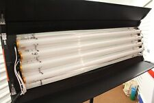 4ft 4Bank fluorescent lighting kits