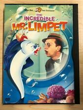 The Incredible Mr. Limpet (DVD, 1964) - H0110