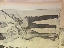 m3b ephemera 1959 picture elvis presley liliane montevecchi king creole