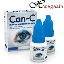 Can-C Eye-Drop - Treatment Without Surgery - (2 x 5ml Vials)