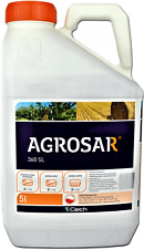 AGROSAR 5L 360 SL CONCENTRATE  WEEDKILLER PRO EXTENDED CONTROL ROUNDUP