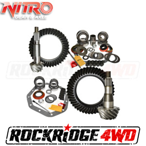 Nitro Gear Package for 1994-2001 Dodge Ram 1500 Truck | 3.90 Ratio