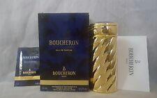 BOUCHERON WOMAN Eau de parfum 75ml spray rechargeable, MODELE JOALLERIE, VINTAGE