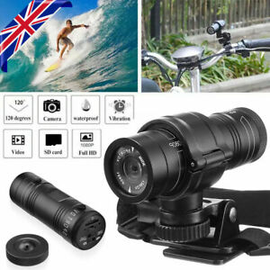 Motor Bike Motor Cycle Action Helmet Sports Camera Cam Full Hd 1080P