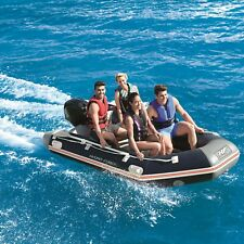 [15%OFF] Bestway Hydro Force Mirovia Pro 4 Person Inflatable Raft Boat Set 3.3M