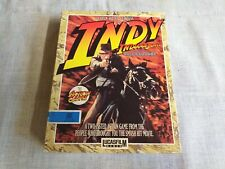 Indiana Jones And The Last Crusade, The Action Game, PC Big Box