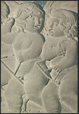 AB0460 Agostino di Duccio - Putti che giocano - Rimini - Cartolina - Postcard