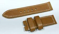 PANERAI Watch Strap Band Bracelet Leather 26 mm Egyptian Radiomir PAM 341