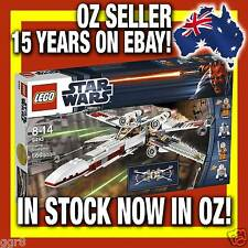 LEGO 9493 *RARE NEW IN BOX* STAR WARS LEGO X-WING STARFIGHTER SET W/ R2-D2 Xwing