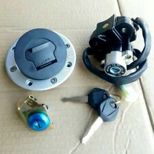 Ignition Switch Gas Cap Seat Lock Key Set For Suzuki Vstrom DL650 DL1000 02-12