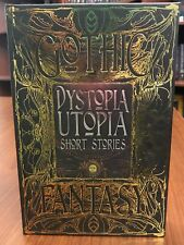 Dystopia Utopia Short Stories by Dave Golder (English) Hardcover Book