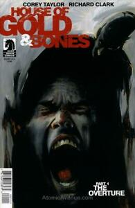 House of Gold And Bones #1 VF; Dark Horse | save on shipping - details inside