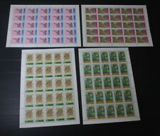 vietnam stamps 1968-very good & rare set 4 stamps come on 4 sheets H.Q.V m.n.h
