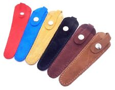 Hair Dressing/Barbering/Dog Grooming Small Suede Scissor Holster Sheath