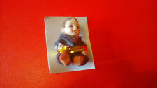 Dolls house figures, poly/resin  Pair of Sitting Babies