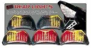 Rücklicht LED Blinker Integra Mv Agusta F4 Brutal