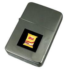 Engraved Lighter Packet Of Crisps Snack