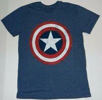 Infinity War Movie Short Sleeve Marvel Captain America Shield T Shirt