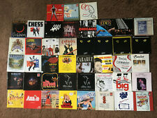 Booklet Collection From Broadway And Other Musical Cd'S 43 Different (A-D)